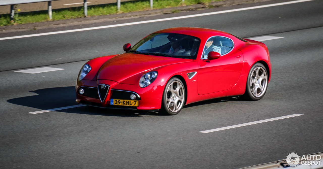 Alfa romeo 8c competizione for sale uk