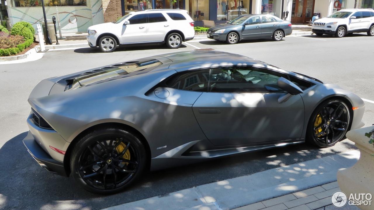 6 i lamborghini huracn lp610 4 6 - Lamborghini Huracan Grey