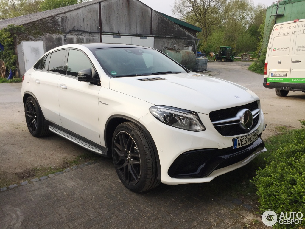 mercedes amg gle 63 coupe 2 may 2016 autogespot. Black Bedroom Furniture Sets. Home Design Ideas
