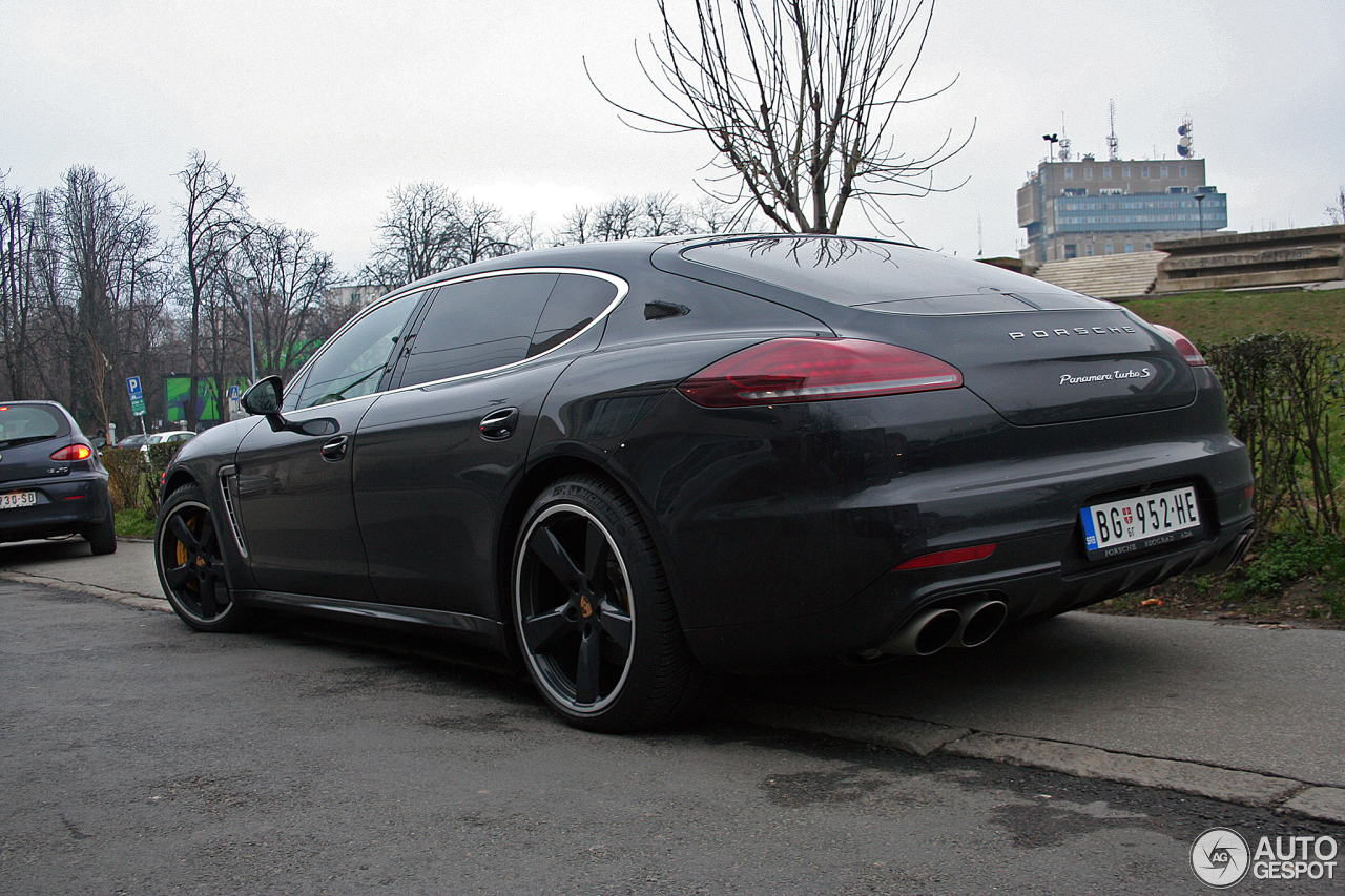 porsche panamera turbo s mkii exclusive series 2 may 2016 autogespot. Black Bedroom Furniture Sets. Home Design Ideas