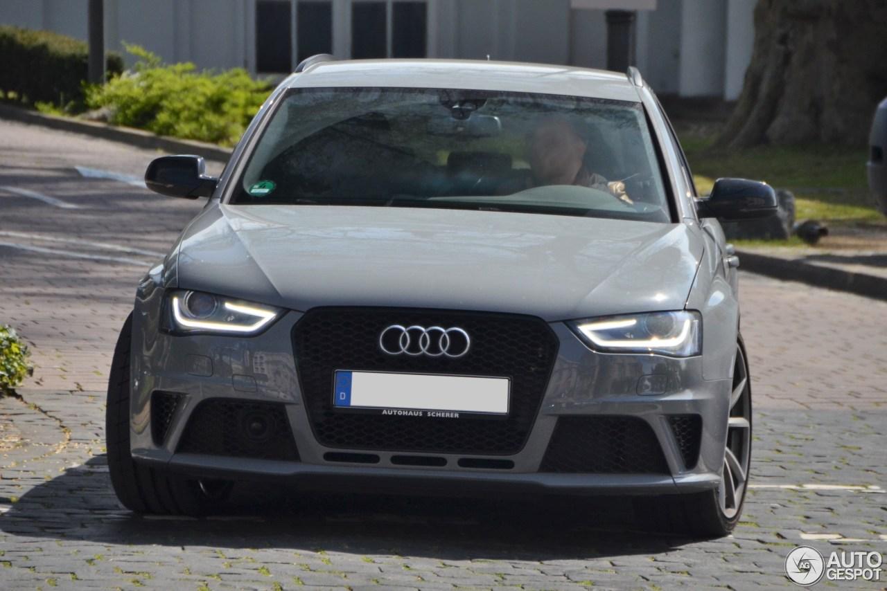 Audi rs4 avant usado