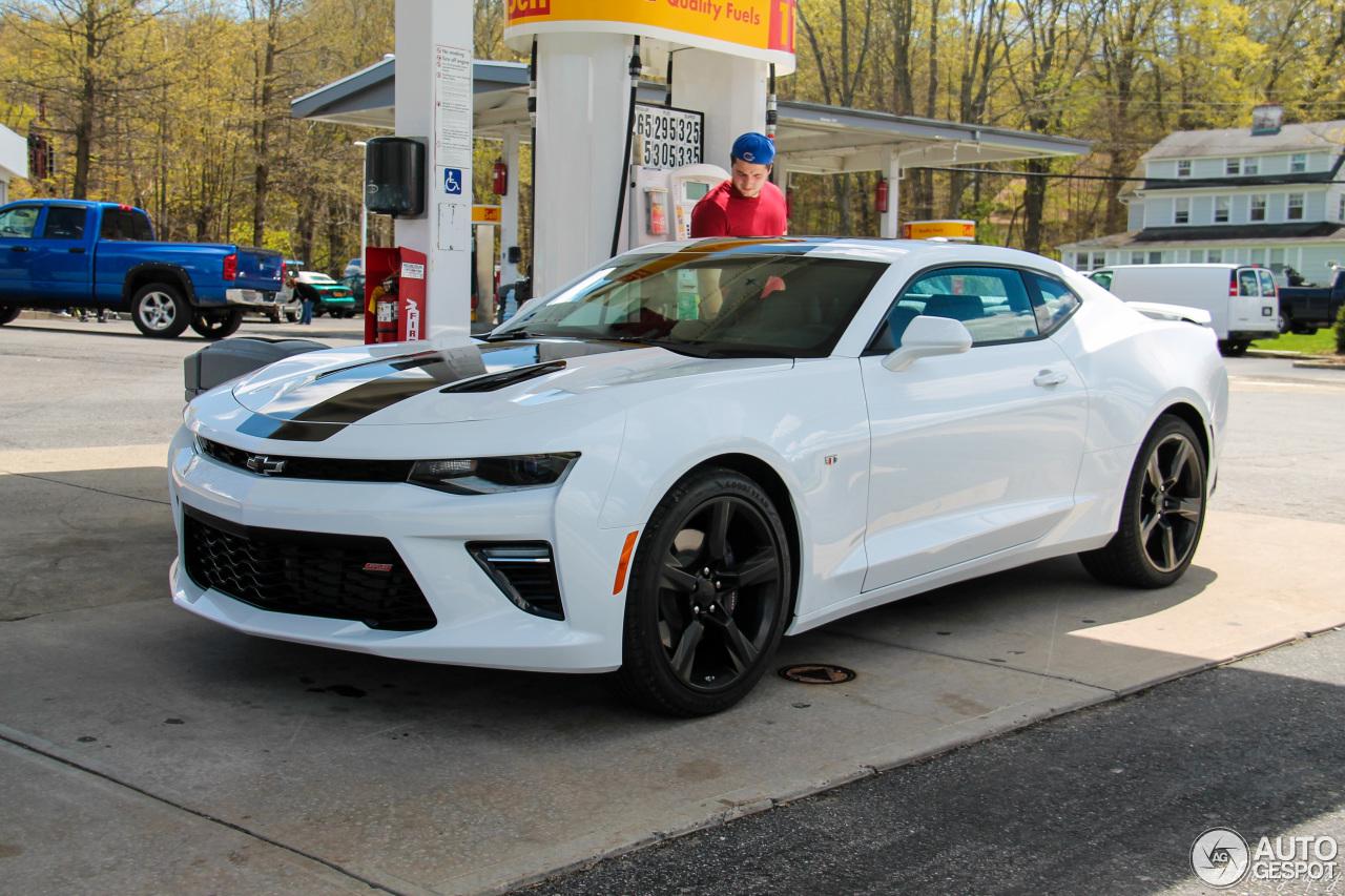 Chevrolet Camaro SS 2016 - 3 May 2016 - Autogespot