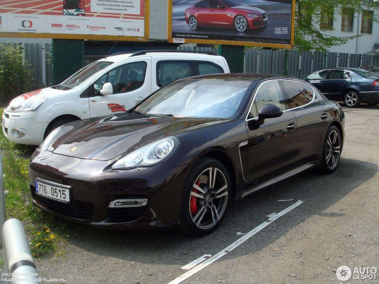 porsche panamera turbo s 3 mei 2016 autogespot. Black Bedroom Furniture Sets. Home Design Ideas
