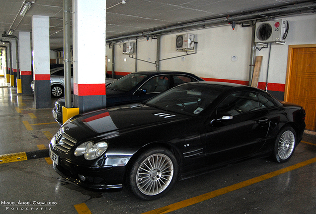 Mercedes-Benz SL 55 AMG R230