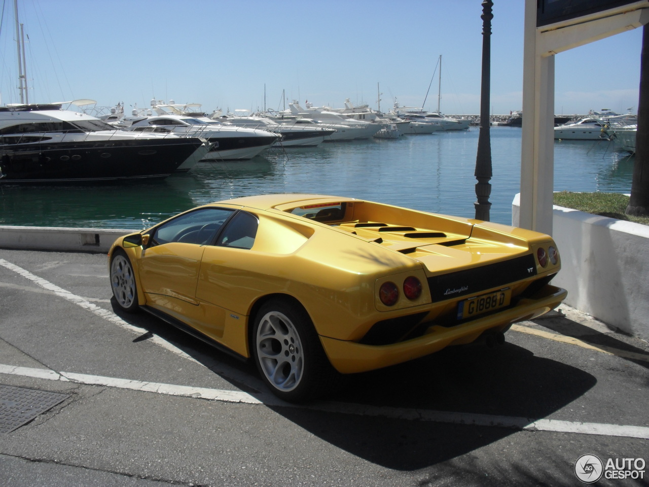 Lamborghini Diablo Vt 6 0 4 May 2016 Autogespot