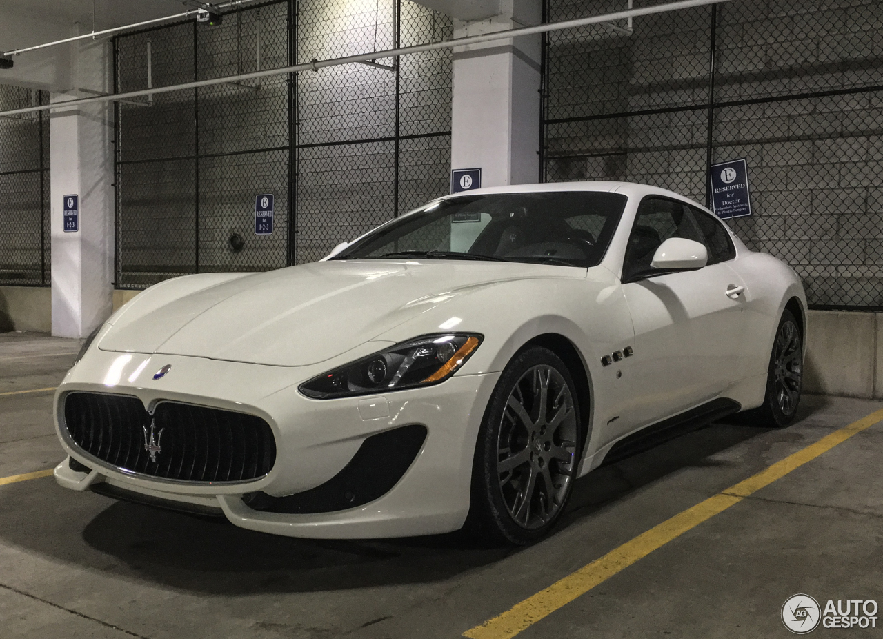 maserati granturismo sport 4 mai 2016 autogespot. Black Bedroom Furniture Sets. Home Design Ideas