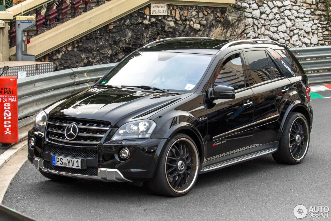 mercedes benz ml 63 amg w164 2009 4 may 2016 autogespot