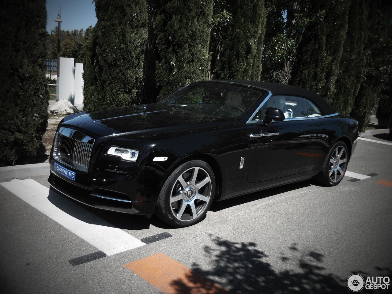 Rolls-Royce Dawn - 4 May 2016 - Autogespot