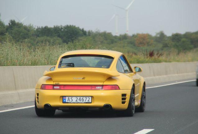 RUF 993 Turbo R
