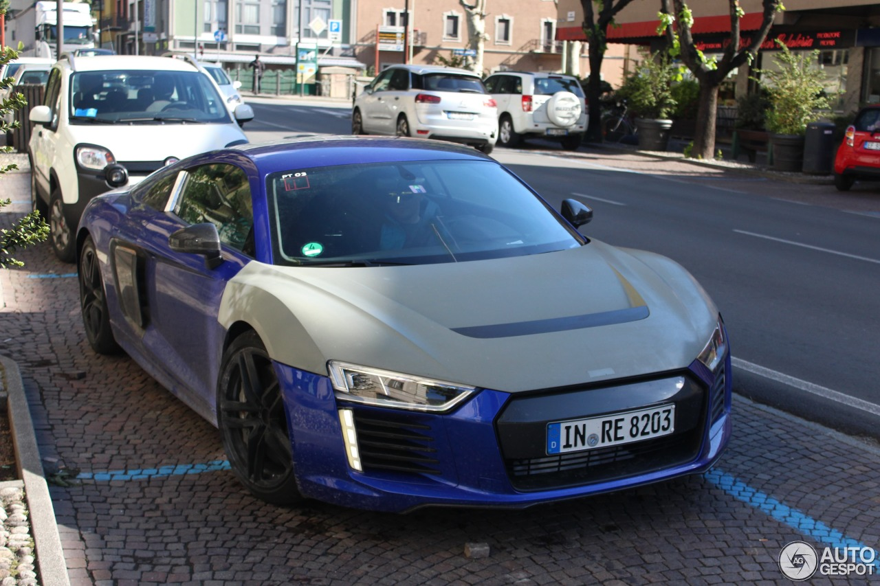 Audi R8 e-tron 2016 - 5 May 2016 - Autogespot