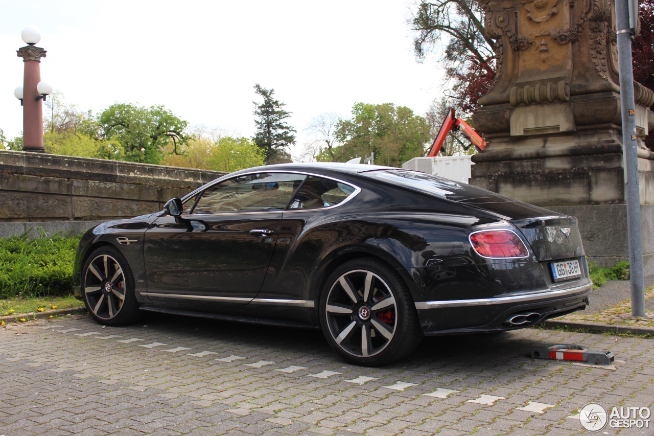 bentley continental gt v8 s 2016 5 may 2016 autogespot. Black Bedroom Furniture Sets. Home Design Ideas
