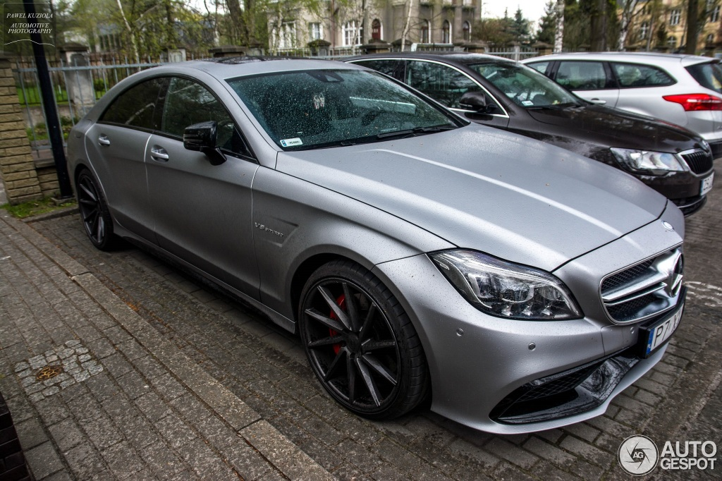 mercedes benz cls 63 amg s c218 2015 5 may 2016 autogespot. Black Bedroom Furniture Sets. Home Design Ideas
