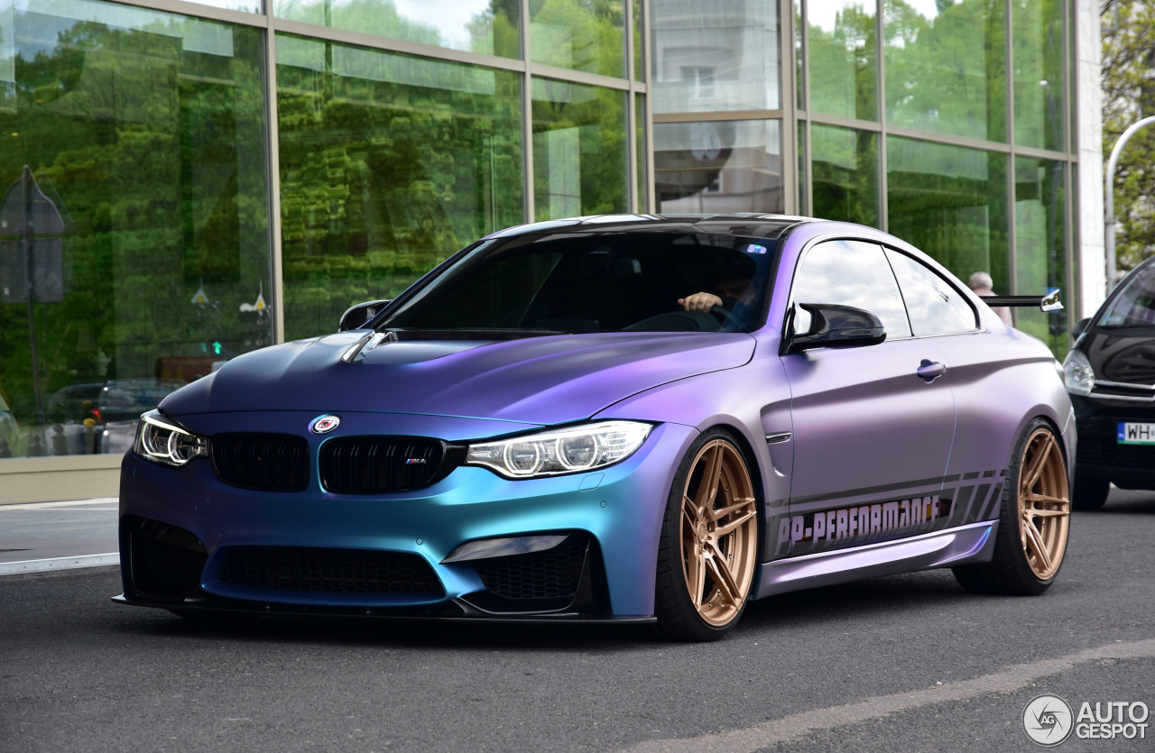 Bmw Pp Performance F82 M4 600hp 6 May 2016 Autogespot