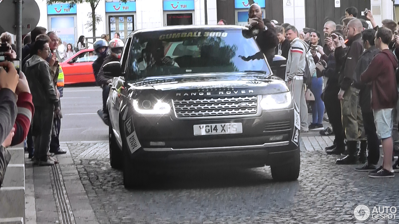 Land Rover Range Rover Vogue - 6 May 2016 - Autogespot