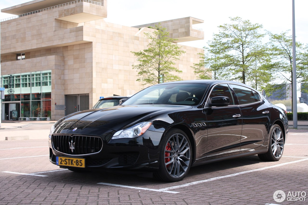 maserati quattroporte gts 2013 6 may 2016 autogespot. Black Bedroom Furniture Sets. Home Design Ideas