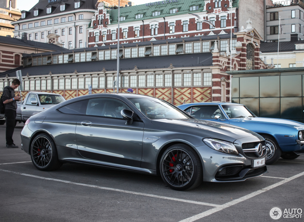 Mercedes Amg C 63 S Coup 233 C205 6 May 2016 Autogespot