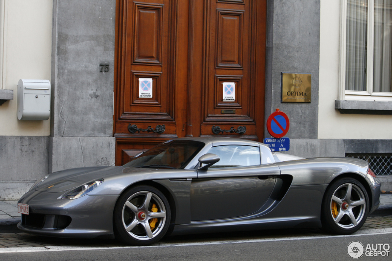 porsche carrera gt 6 may 2016 autogespot. Black Bedroom Furniture Sets. Home Design Ideas