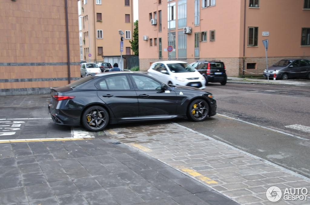 Alfa Romeo Giulia Quadrifoglio 7 May 2016 Autogespot