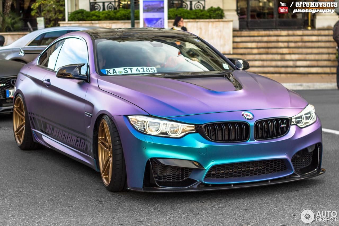 Bmw Pp Performance F82 M4 600hp 7 May 2016 Autogespot