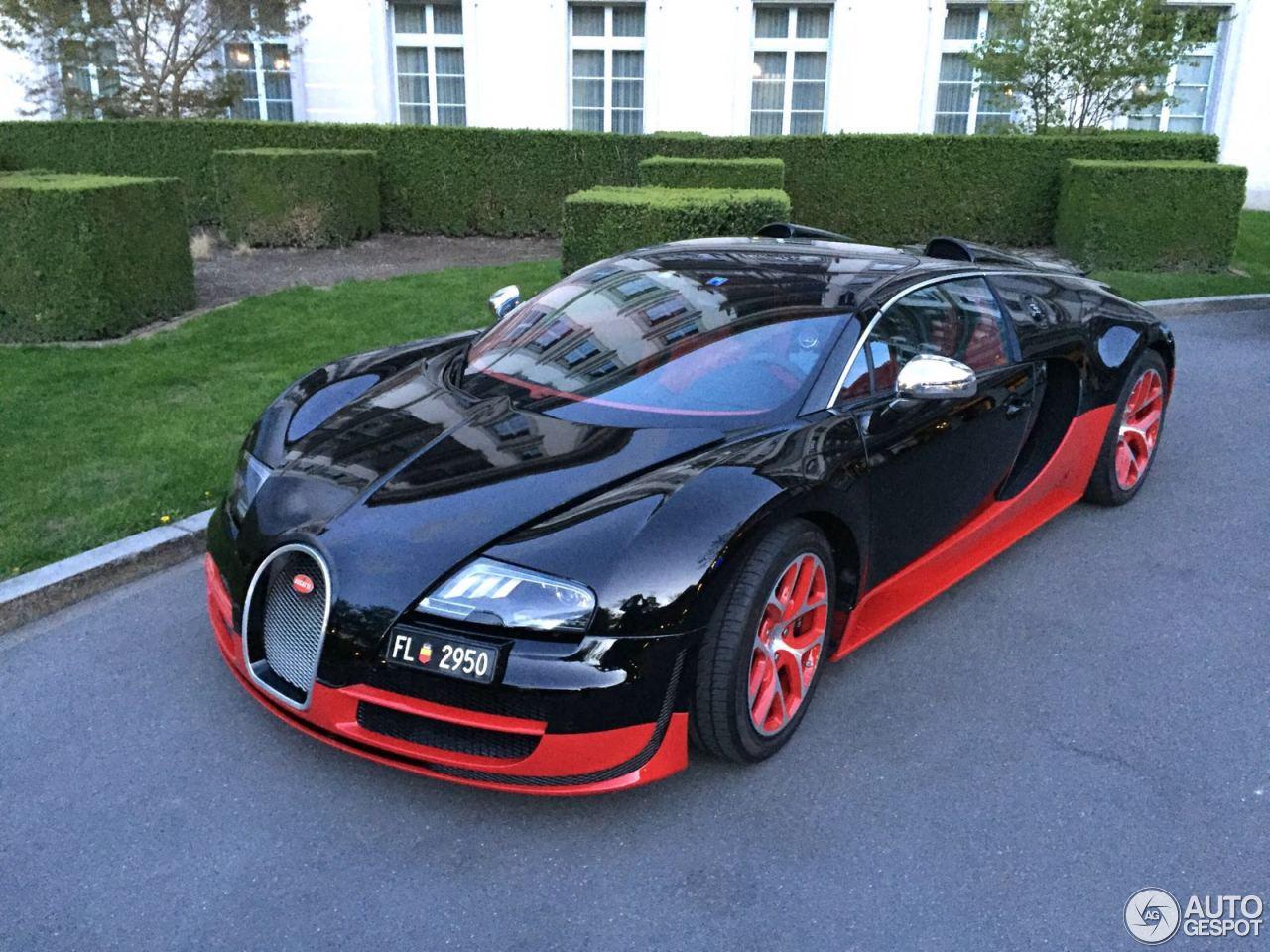 bugatti veyron 16 4 grand sport vitesse 7 may 2016 autogespot. Black Bedroom Furniture Sets. Home Design Ideas