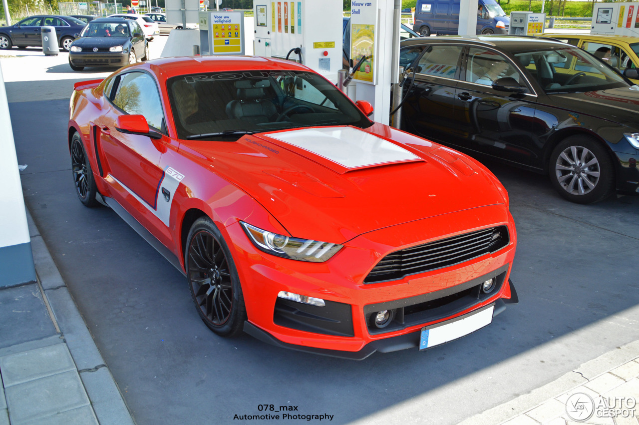 ford mustang roush warrior s c 2015 7 may 2016 autogespot. Black Bedroom Furniture Sets. Home Design Ideas