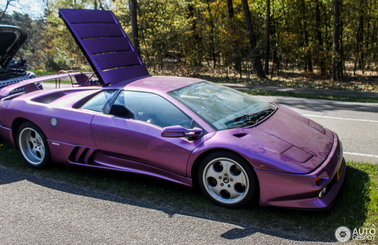 Lamborghini Diablo Se30 7 May 2016 Autogespot