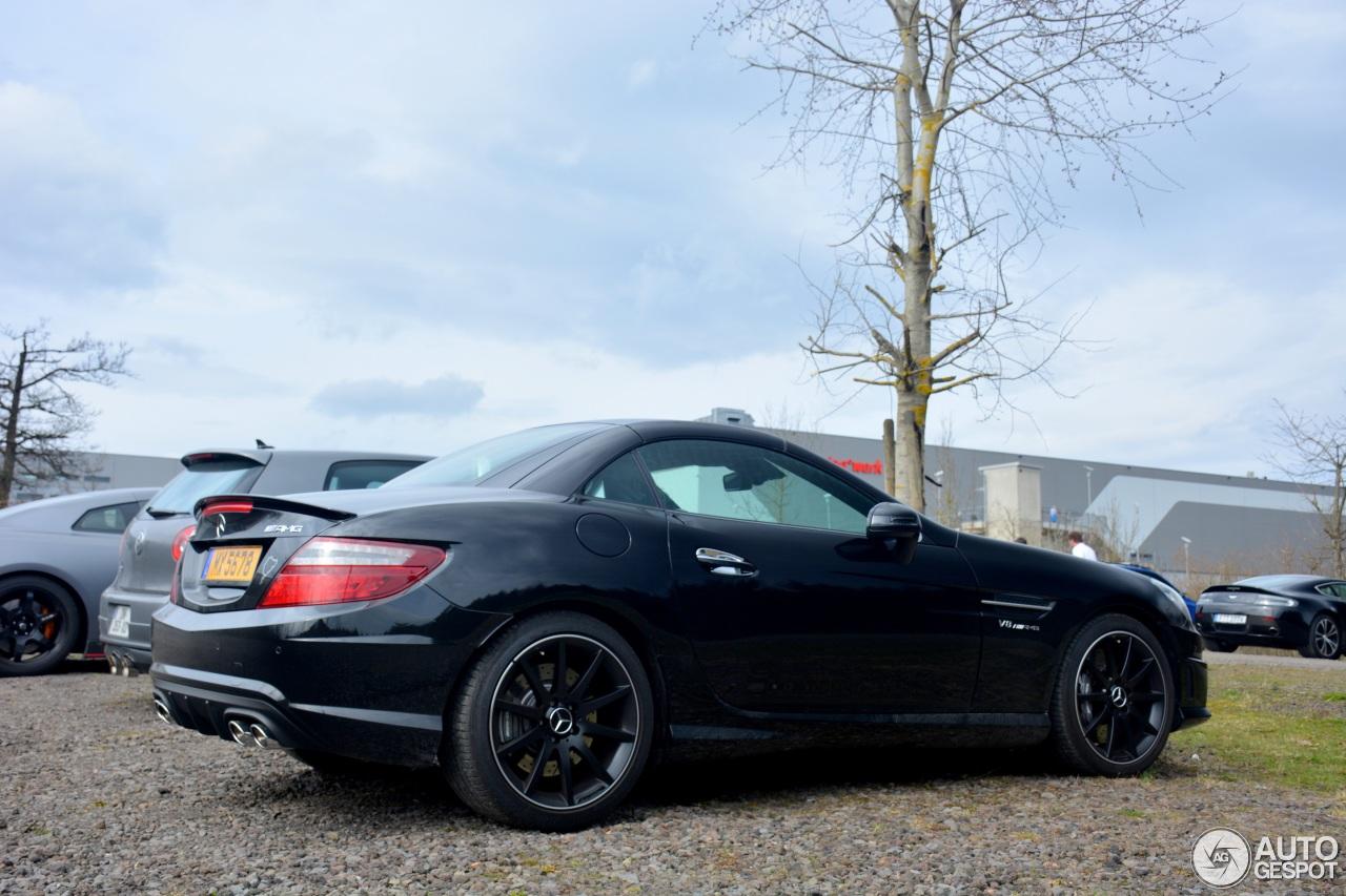 Mercedes benz slk 55 amg r172 7 2016 autogespot for 2016 amg slk55 mercedes benz