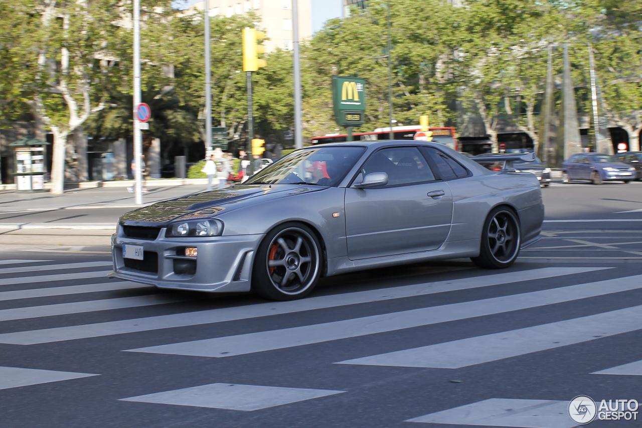 Nissan Skyline R34 7 May 2016 Autogespot