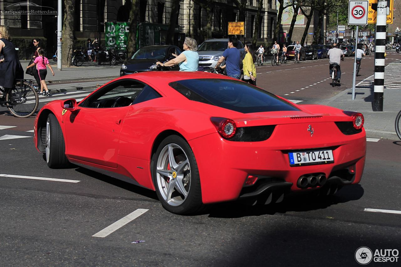 ferrari 458 italia 8 may 2016 autogespot. Cars Review. Best American Auto & Cars Review