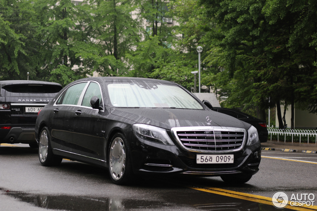 Mercedes maybach s600 8 may 2016 autogespot for 2006 mercedes benz s600 for sale