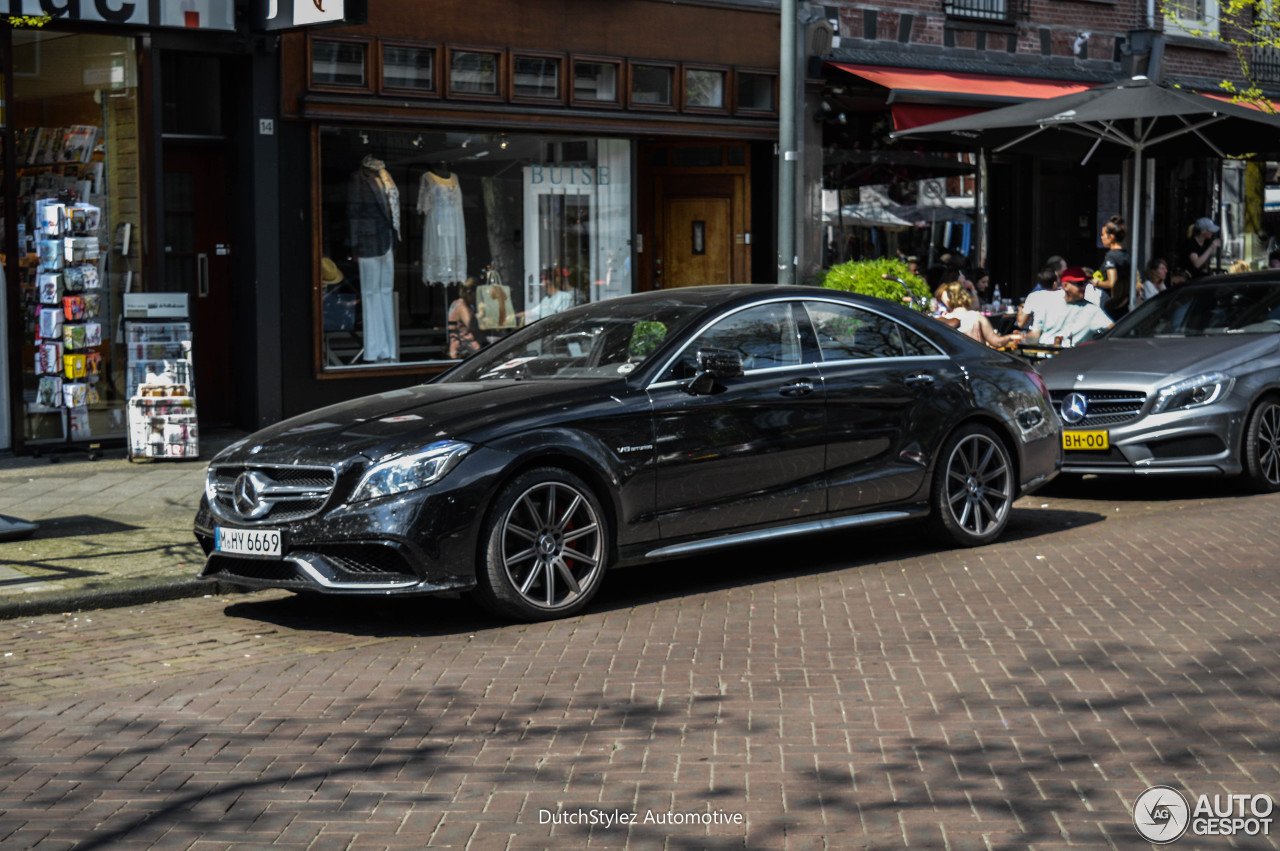 mercedes amg cls 63 s c218 2016 10 mai 2016 autogespot. Black Bedroom Furniture Sets. Home Design Ideas