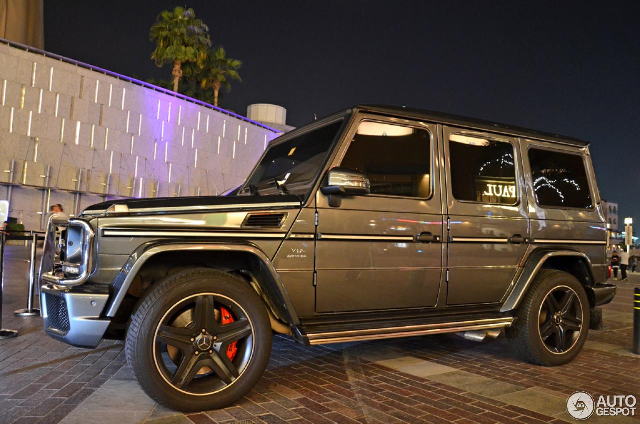 Mercedes benz g 65 amg 11 may 2016 autogespot for Mercedes benz g 65 amg