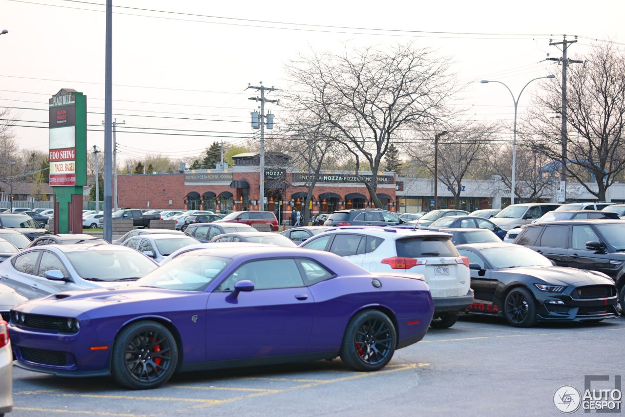 Dodge Challenger Srt 8 Hellcat 12 May 2016 Autogespot