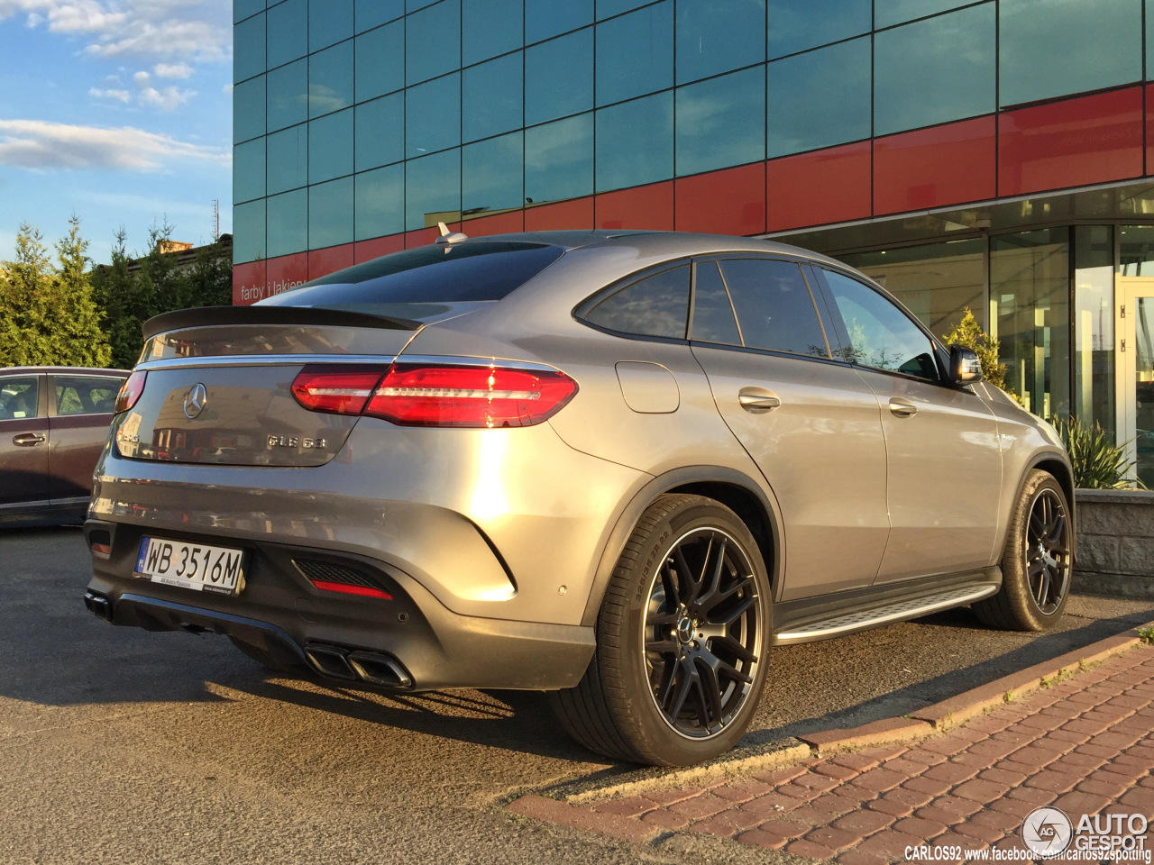 mercedes amg gle 63 coupe 12 mai 2016 autogespot. Black Bedroom Furniture Sets. Home Design Ideas