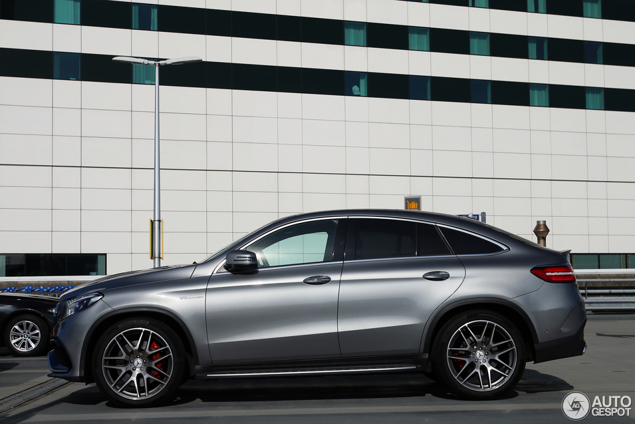 mercedes amg gle 63 s coup 12 may 2016 autogespot. Black Bedroom Furniture Sets. Home Design Ideas