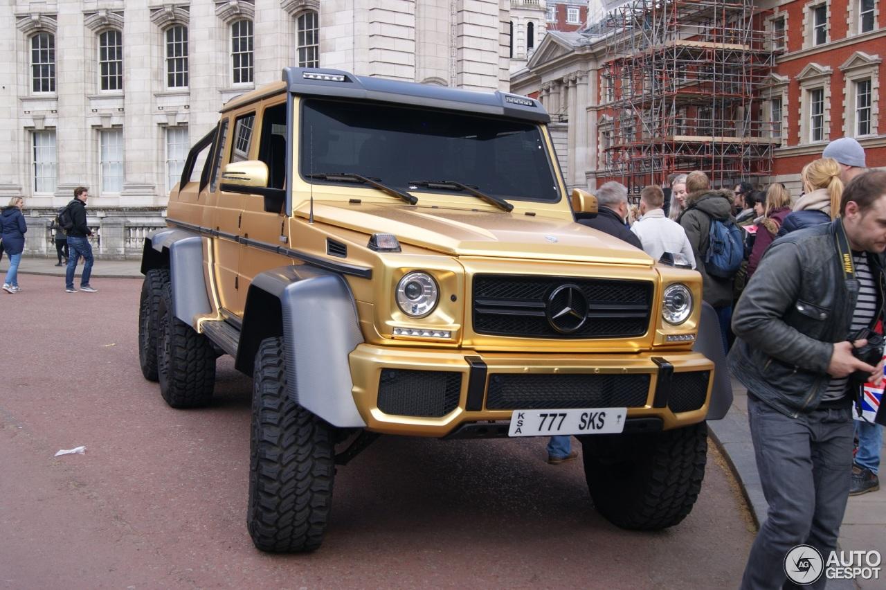 Mercedes Benz G Amg May Autogespot