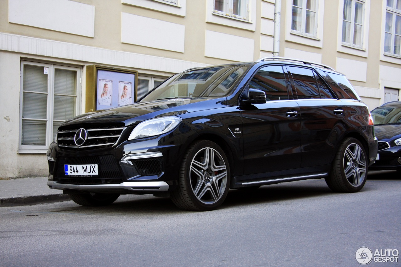 mercedes benz ml 63 amg w166 12 may 2016 autogespot. Black Bedroom Furniture Sets. Home Design Ideas