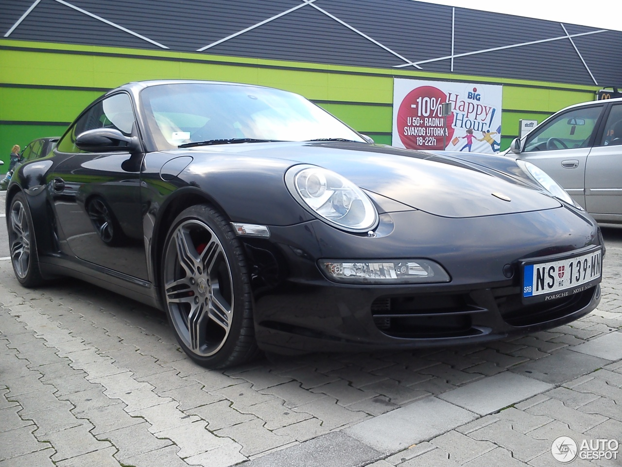 porsche 997 carrera 4s mki 12 may 2016 autogespot. Black Bedroom Furniture Sets. Home Design Ideas