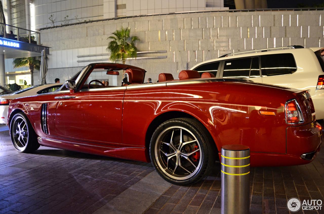 Rolls royce phantom drophead coup mansory bel air 12 - Rolls royce drophead coupe ...