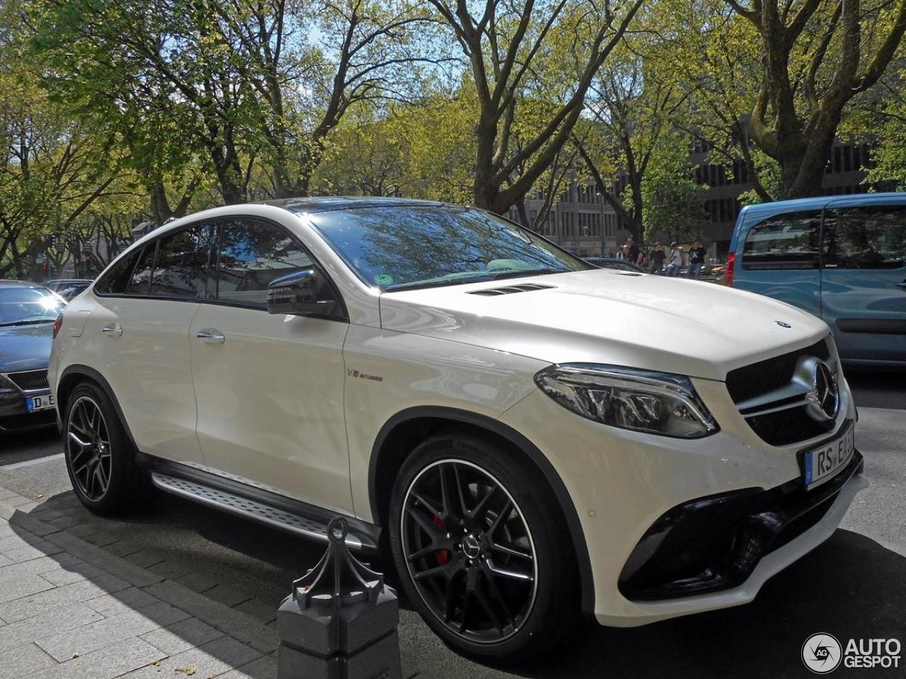 mercedes amg gle 63 coupe 13 may 2016 autogespot. Black Bedroom Furniture Sets. Home Design Ideas