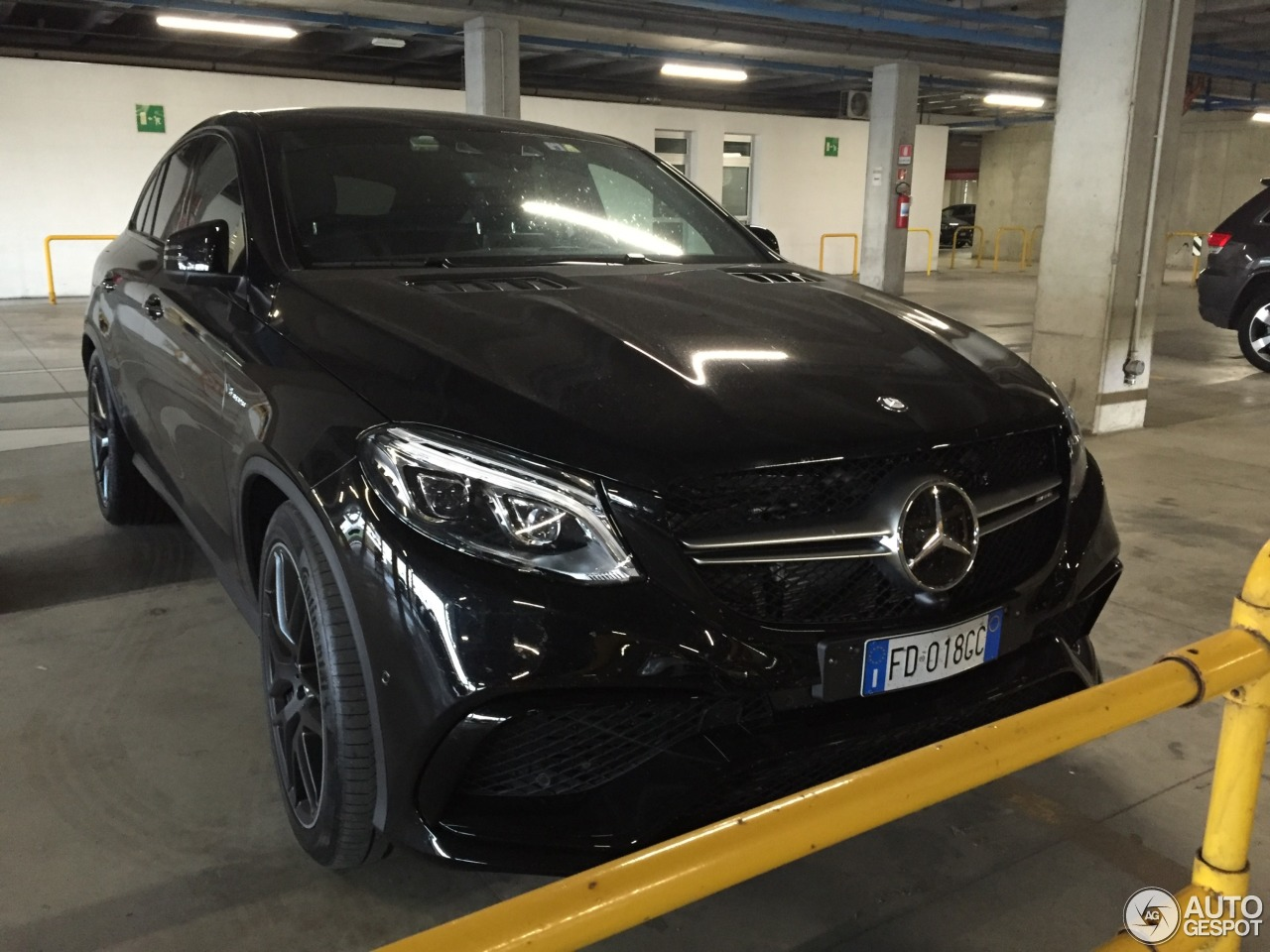 mercedes amg gle 63 s coup 13 mai 2016 autogespot. Black Bedroom Furniture Sets. Home Design Ideas