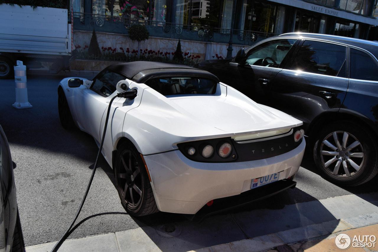 Tesla Motors Roadster 2 5 13 May 2016 Autogespot
