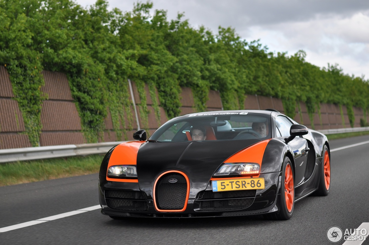 bugatti veyron 16 4 grand sport vitesse world record car edition 15 may 2016 autogespot. Black Bedroom Furniture Sets. Home Design Ideas