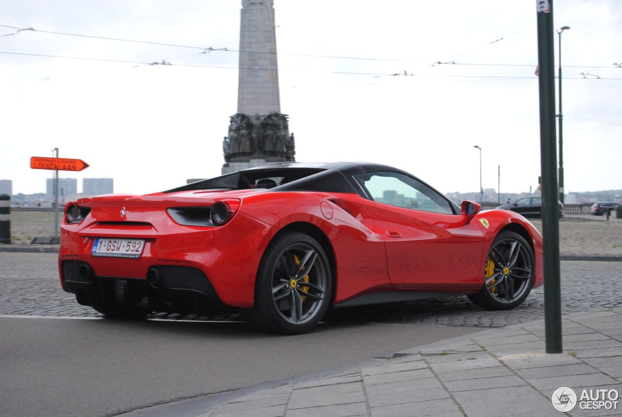ferrari 488 spider 15 may 2016 autogespot. Black Bedroom Furniture Sets. Home Design Ideas