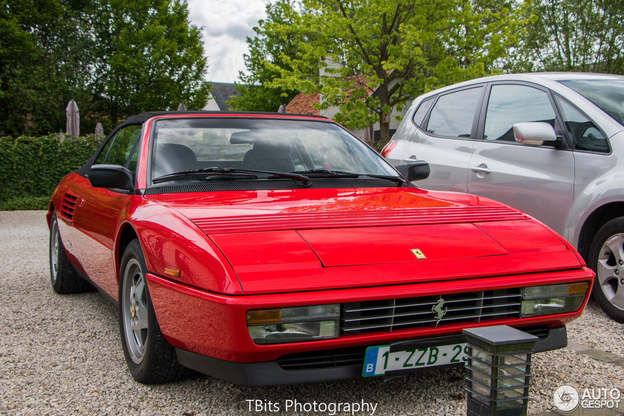 ferrari mondial t cabriolet 16 mei 2016 autogespot. Black Bedroom Furniture Sets. Home Design Ideas