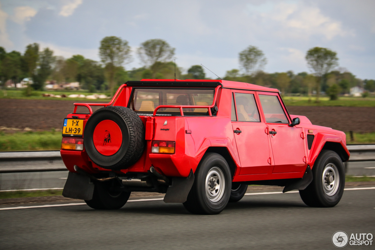 Lamborghini Lm002 16 May 2016 Autogespot