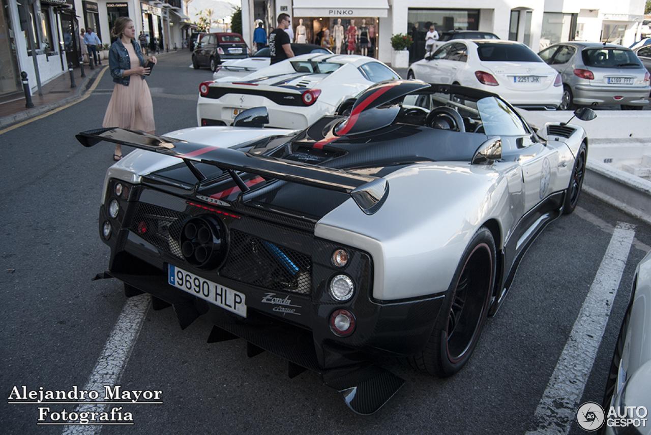 2008 Pagani Zonda Cinque Roadster photo - 1