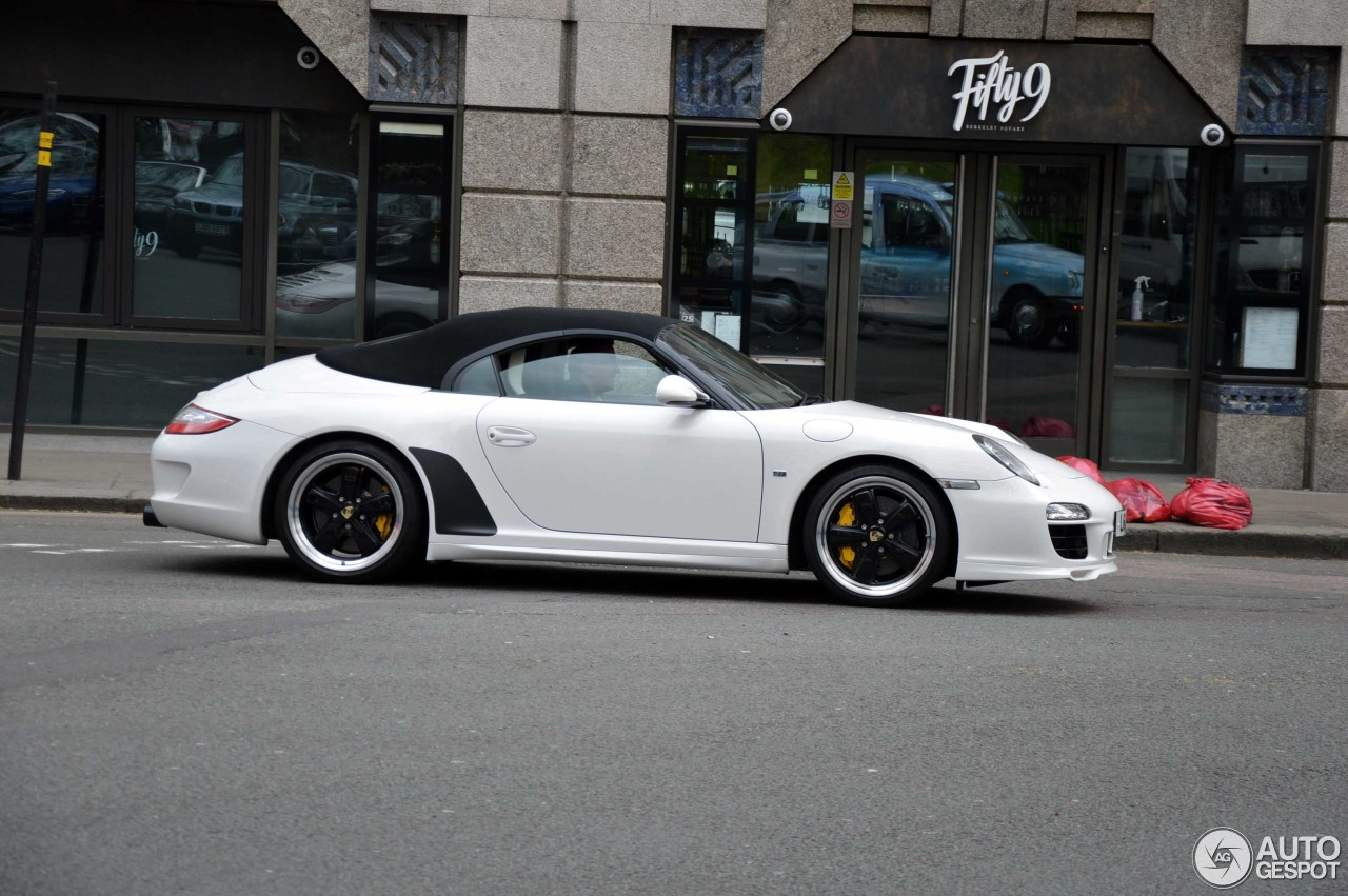 porsche 997 speedster 16 may 2016 autogespot. Black Bedroom Furniture Sets. Home Design Ideas