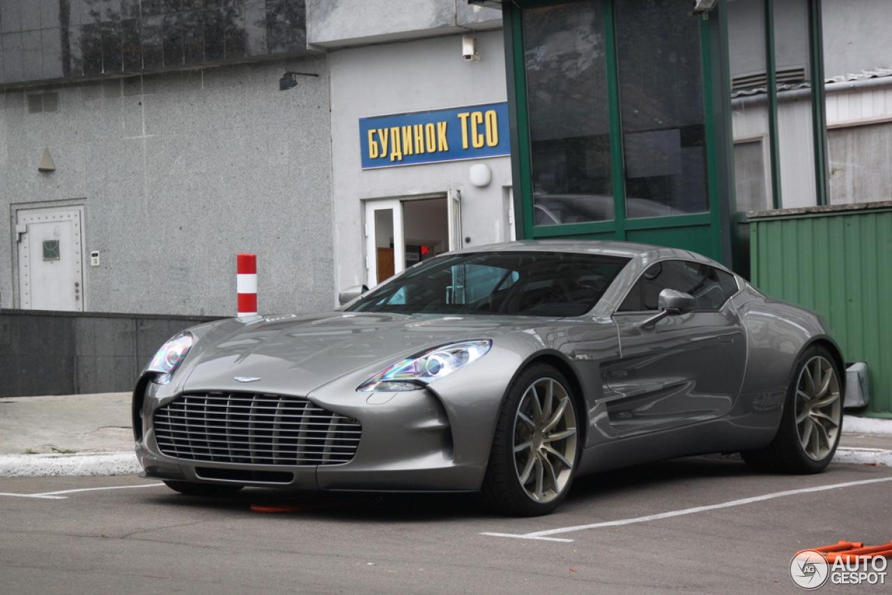Aston Martin One-77 For Sale >> Aston Martin One-77 - 17 May 2016 - Autogespot