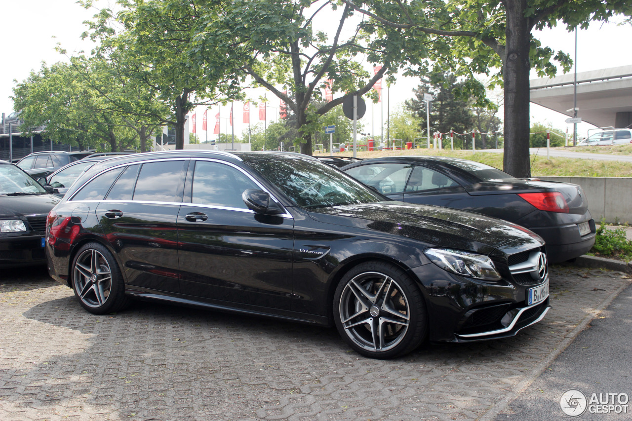 Mercedes Amg C 63 Estate S205 18 May 2016 Autogespot